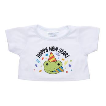 Online Exclusive Hoppy New Year T-Shirt - Build-A-Bear Workshop®
