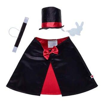 Magician Costume - Build-A-Bear Workshop®