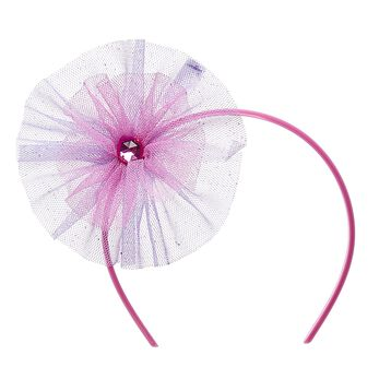 Pink Sparkle Headband, , hi-res