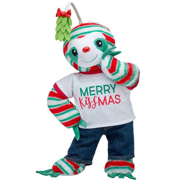 Online Exclusive Peppermint Twist Sloth Merry Kissmas Gift Set, , hi-res