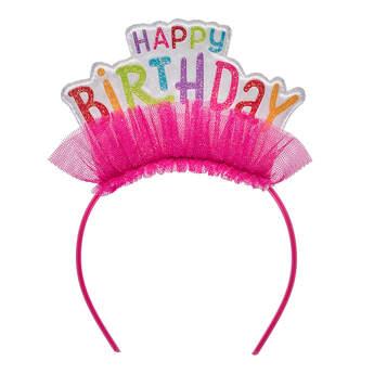 Birthday Crown Headband - Build-A-Bear Workshop®