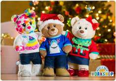 Holiday E-Gift Card - Build-A-Bear Workshop®