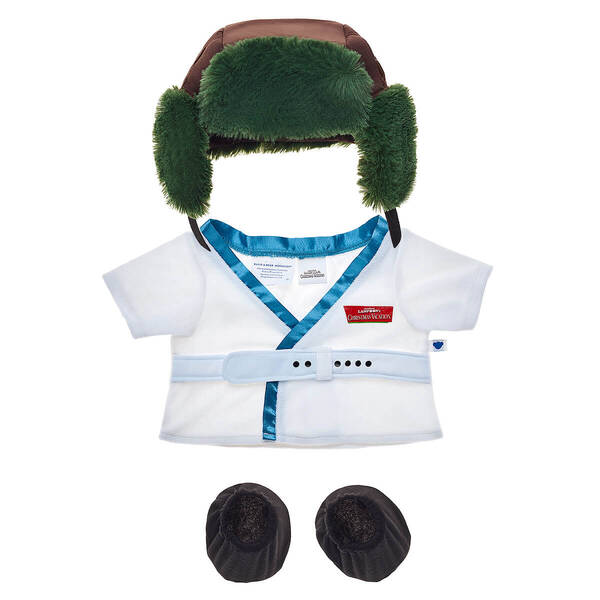Online Exclusive National Lampoon's Christmas Vacation Robe Set - Build-A-Bear Workshop®