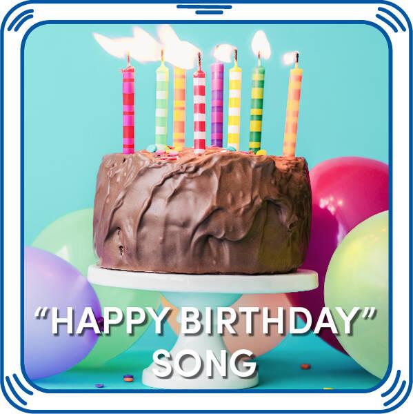 Instrumental Happy Birthday Song - Build-A-Bear Workshop®