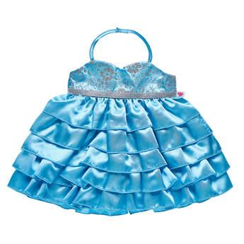 Blue Quinceañera Dress - Build-A-Bear Workshop®