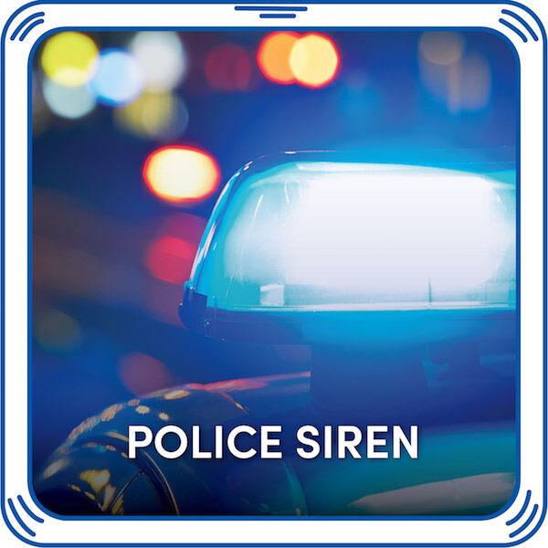 Police Siren, , hi-res