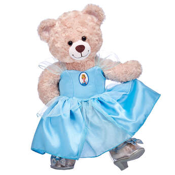 Happy Hugs Teddy Disney Princess Cinderella Gift Set, , hi-res