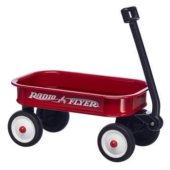 Online Exclusive Radio Flyer Wagon - Build-A-Bear Workshop®