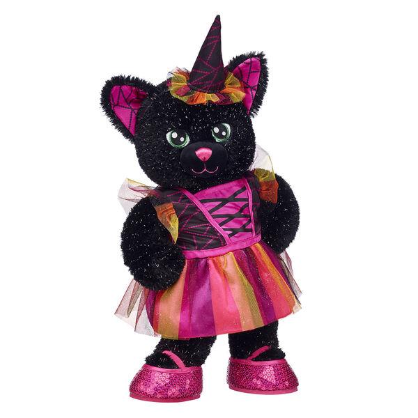 night magic kitty witch gift set
