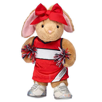 Pawlette Red Cheerleader Gift Set, , hi-res