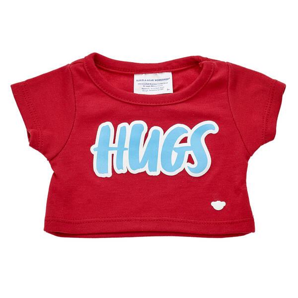 Online Exclusive Hugs T-Shirt - Build-A-Bear Workshop®