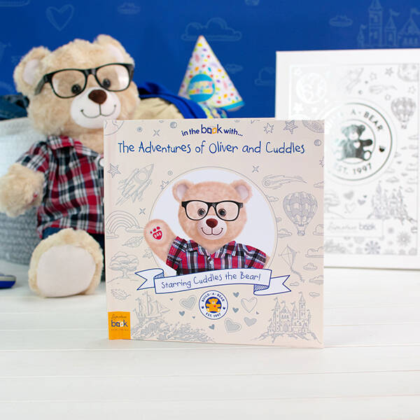 Build-A-Book™ Personalized Story Book - Build-A-Bear Workshop®