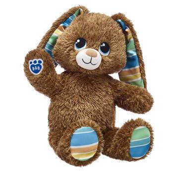 8ecde2774a5 Chocolate Stripes Bunny