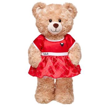 Disney Minnie Mouse Red Dress - Build-A-Bear Workshop®
