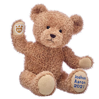 Online Exclusive Personalized Everlasting Teddy - Build-A-Bear Workshop®