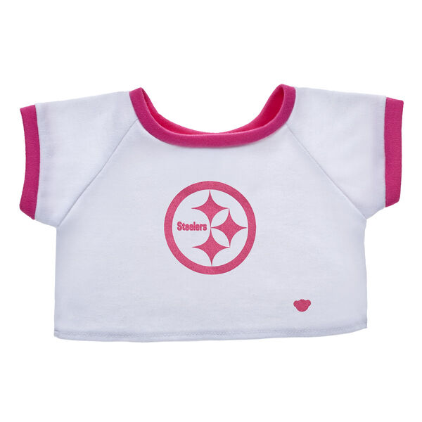 Pink Pittsburgh Steelers T-Shirt, , hi-res