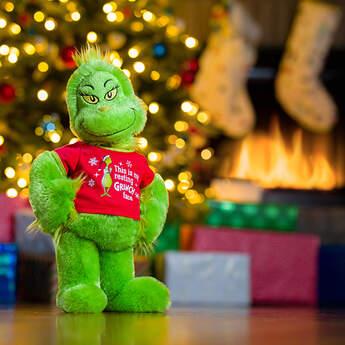 Grinch Gift Set, , hi-res