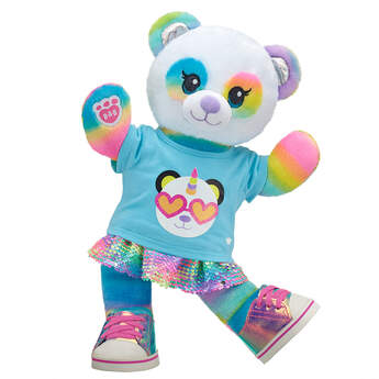 Rainbow Friends Panda Gift Set, , hi-res