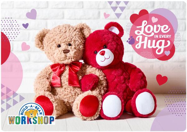 Hugs and Hearts E-Gift Card, , hi-res