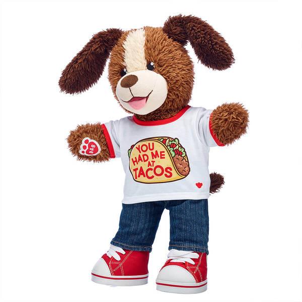 Playful Pup You Had Me at Tacos Gift Set, , hi-res