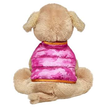 Pink is the PAWfect color for your Promise Pets furry friend! Keep your four-legged friend warm when its chilly by adding this cool puffer vest. Personalize a furry friend to make the perfect gift. Free shipping on orders over $45. Shop online or visit a store near you!