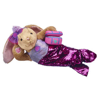 Pawlette™ Sequin Mermaid Gift Set, , hi-res