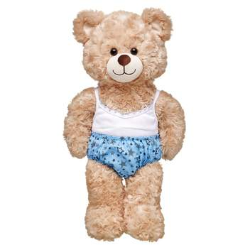 Turquoise Star Panties - Build-A-Bear Workshop®