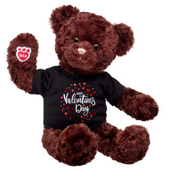 Hugs and Wishes Bear Happy Valentine's Day Gift Set, , hi-res