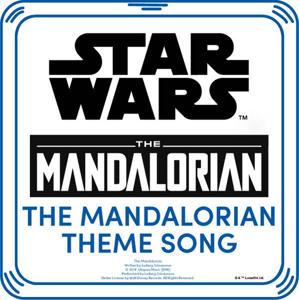 The Mandalorian™ Theme Song - Build-A-Bear Workshop®