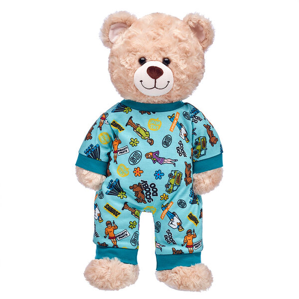 Biild-A-Bear Exclusive Scooby Doo T-Shirt NEW