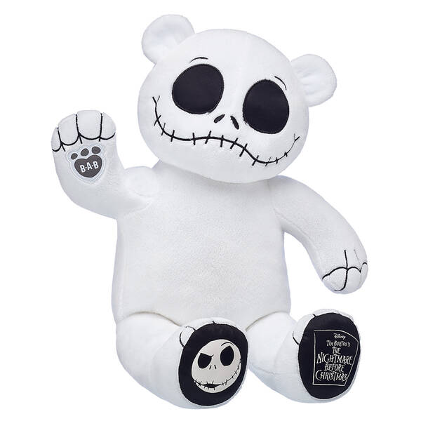 Disney Tim Burton's The Nightmare Before Christmas Online Exclusive Jack Skellington - Build-A-Bear Workshop®