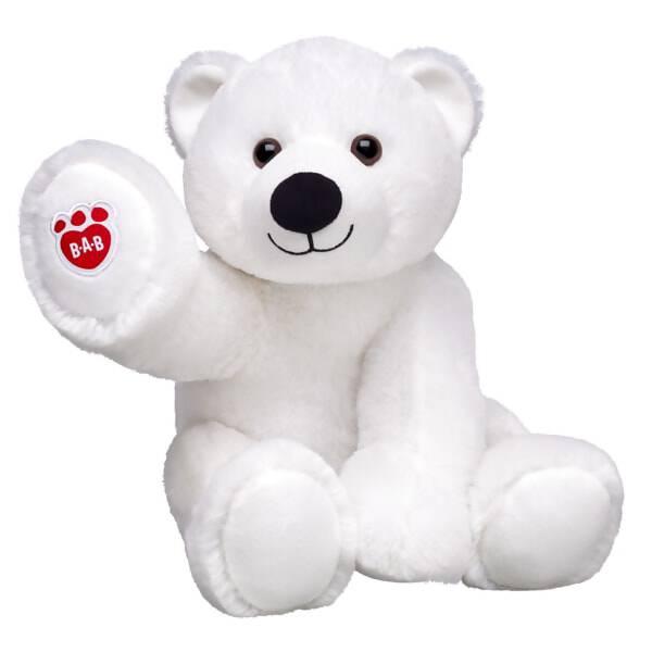 Online Exclusive Snowcap Polar Bear - Build-A-Bear Workshop®