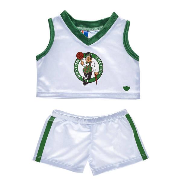 Boston Celtics Uniform 2 pc. - Build-A-Bear Workshop®