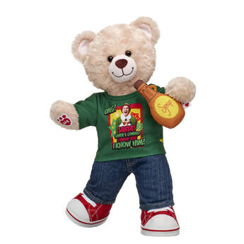 Online Exclusive Happy Hugs Teddy Buddy the Elf™ Gift Set, , hi-res