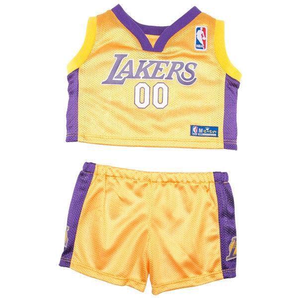 Los Angeles Lakers Uniform 2 pc., , hi-res