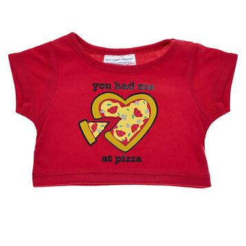 Valentine's Day Pizza T-Shirt, , hi-res