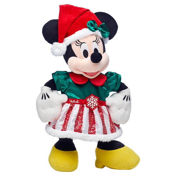 Online Exclusive Disney Minnie Mouse Holiday Gift Set, , hi-res