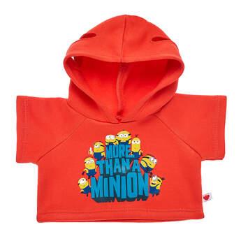 More Than a Minion Hoodie - Build-A-Bear Workshop®