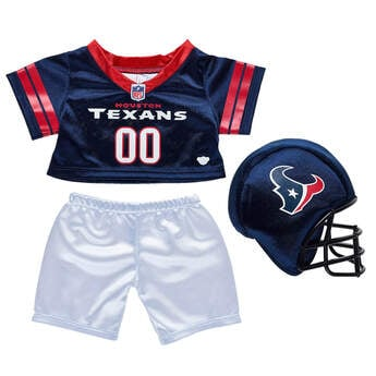 Houston Texans Fan Set 3 pc. - Build-A-Bear Workshop®