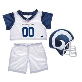 Los Angeles Rams Fan Set 3 pc. - Build-A-Bear Workshop®