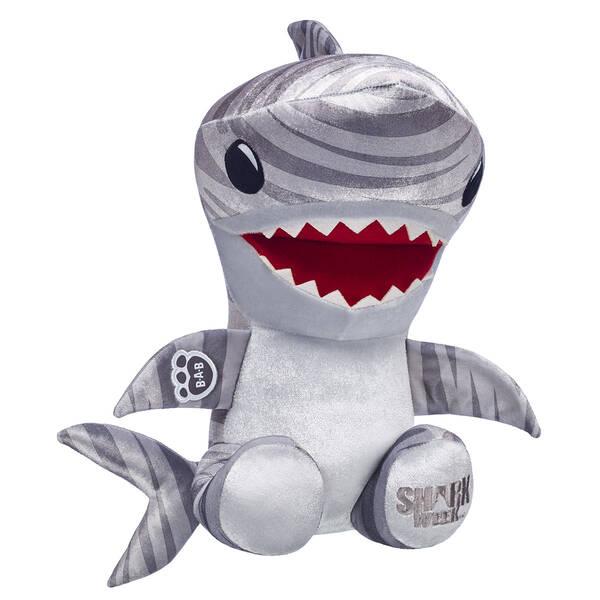 Stuffed Animal Tiger Shark - Shark Week at Build-A-Bear Workshop®