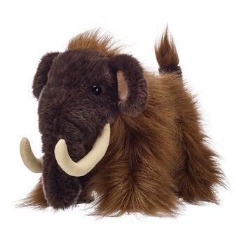 wooly mammoth stuffed animal