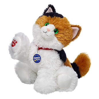 Cat Stuffed Animals | Shop Stuffed Cats at Build-A-Bear®