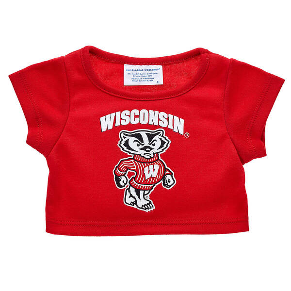 University of Wisconsin T-Shirt - Build-A-Bear Workshop®