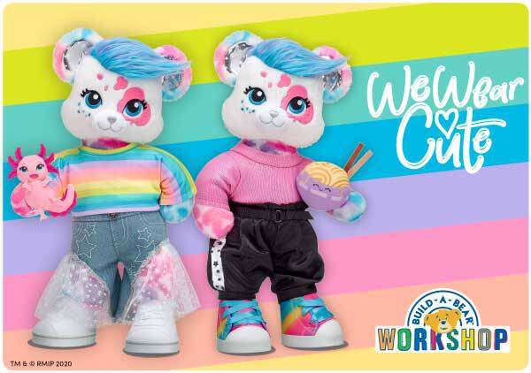 WeWearCute™ E-Gift Card - Build-A-Bear Workshop®