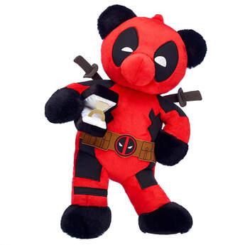 Online Exclusive Build-A-Bear as Deadpool Proposal Gift Set, , hi-res
