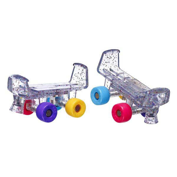 Rainbow Roller Skates, , hi-res