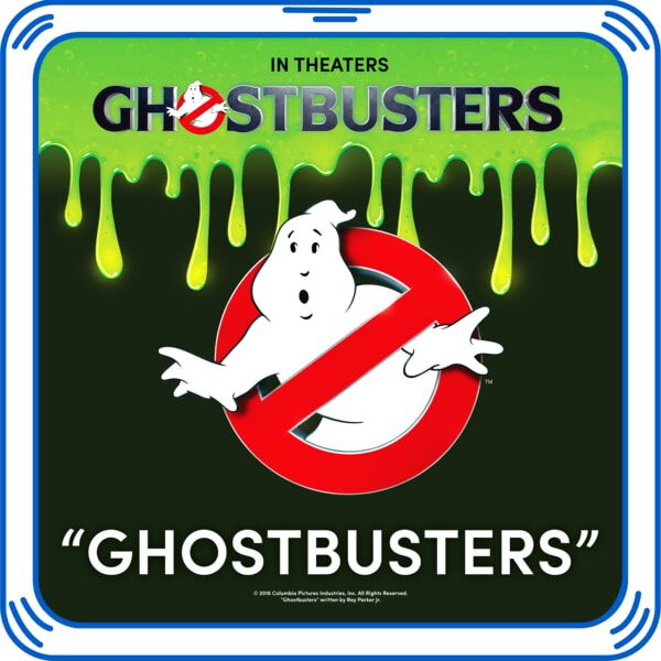 """Ghostbusters"" Theme Song, , hi-res"