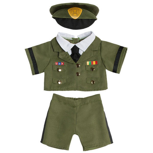 Army Officer Uniform 3 pc., , hi-res