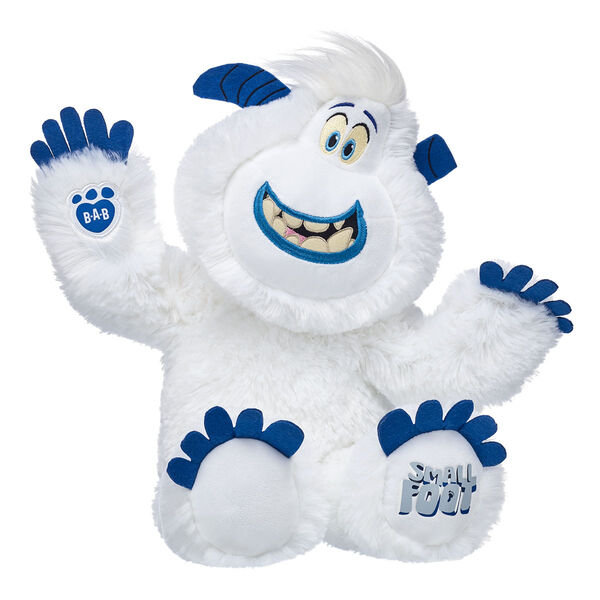 This lovable Migo stuffed animal makes a cool addition to any collection. SMALLFOOT and all related characters and elements © & ™ Warner Bros.